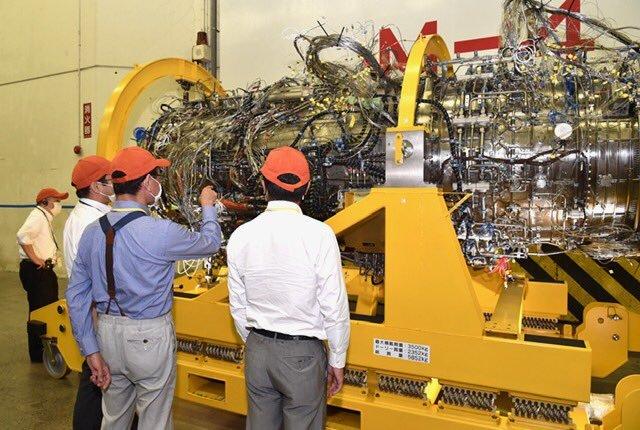 能赶上涡扇15吗?日本正在制造首台5代机专用发动机