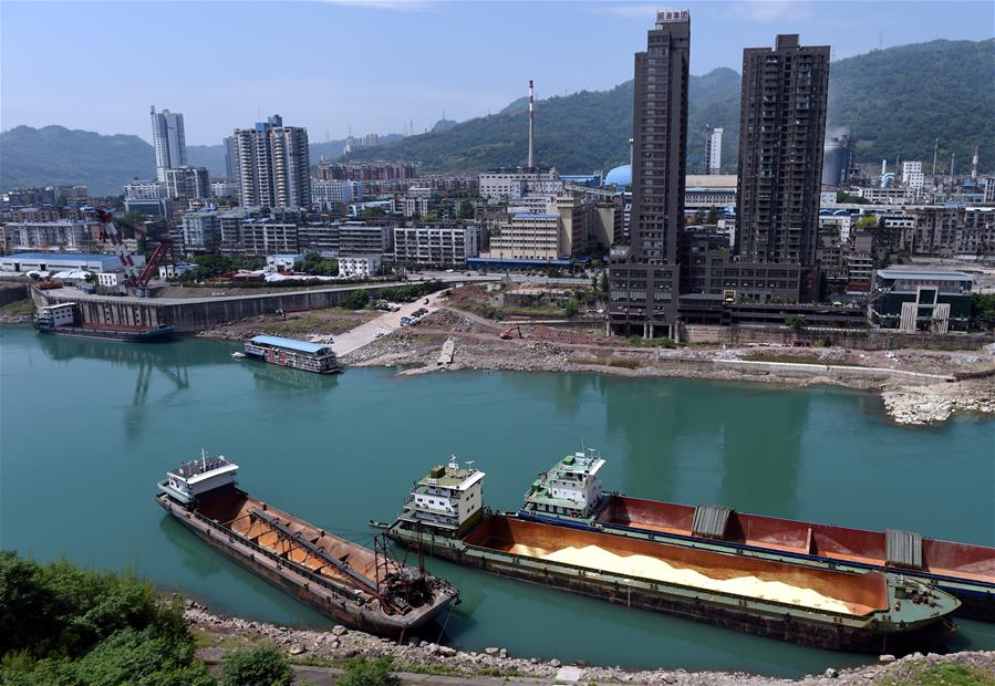 G8515泸渝高速泸州段全线动工 计划2019年底通车