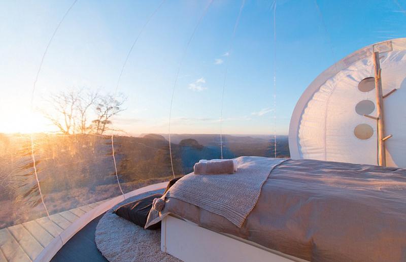 澳宾馆亲近气泡星空推出自然仰望主题-情趣中sm大连帐篷夫妇新闻图片