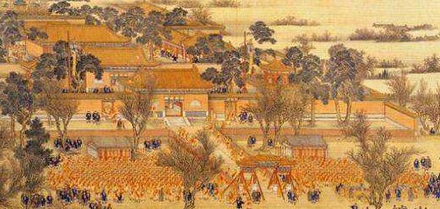北京城市副中心的大运河传说