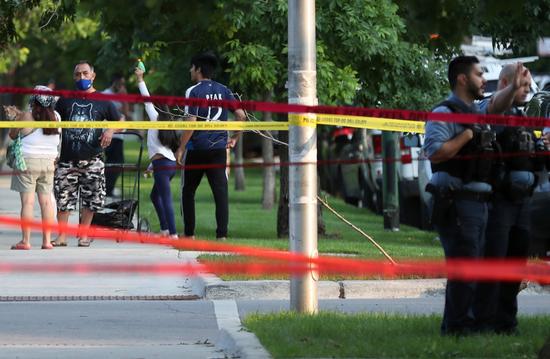 美国独立日周末发生超400起枪击事件 至少150人死亡