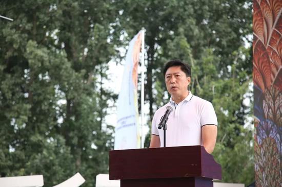 中国国际商会秘书长、北京世园会政府副总代表 于健龙致辞