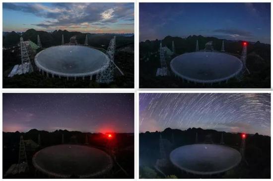 """首次探测到快速射电暴 外媒:中国天眼发现""""宇宙深处的神秘电波"""""""