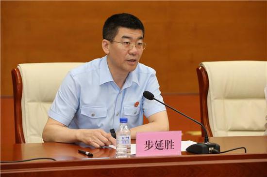 黑龙江省人民检察院常务副检察长步延胜接受审查调查图片
