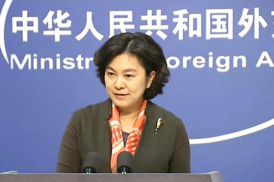"""蓬佩奥发布清单称中国""""阻止溯源调查"""" 华春莹:谎言先生的最后疯狂图片"""