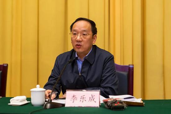 湖北省委常委李乐成,获任新职图片