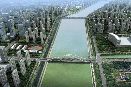 青岛将添两座标志性大桥,双向6车道!位置就在…
