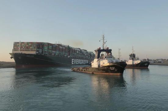 避免再被堵,苏伊士运河两年内要完成拓宽计划