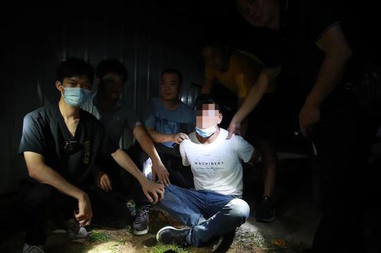 多警种联合日夜作战,涉命案在逃男子落网!