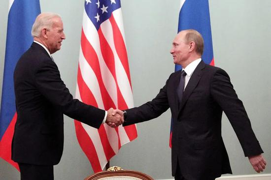 会完盟友见普京,拜登下月首次外访有点忙