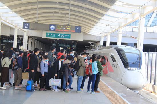 端午假期,北京将增开京津冀短途旅客列车图片