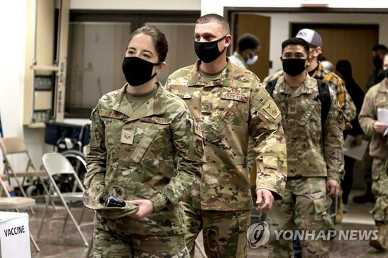 驻韩美军司令部:今起禁止官兵出入酒吧和夜店两周