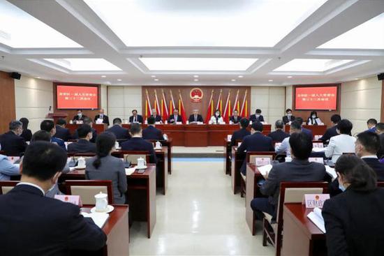 深圳市龙华区人大常委会任命部分干部