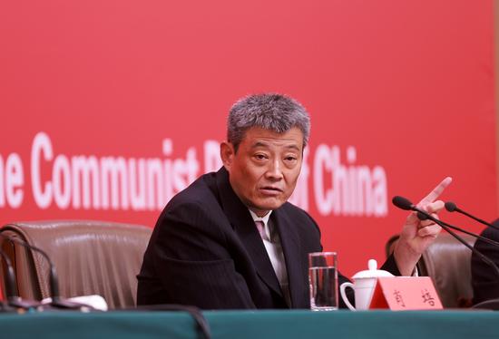 中央纪委国家监委:不敢腐、不能腐、不想腐的体制机制已形成