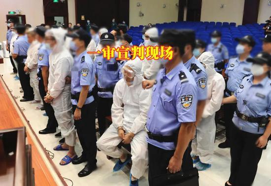 湖南常德一名涉黑罪犯被执行死刑 系全国扫黑办挂牌督办案件图片