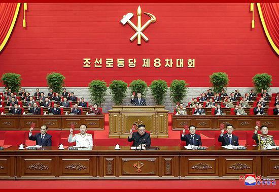 朝鲜时隔5年修改党章 提出加强国防力量