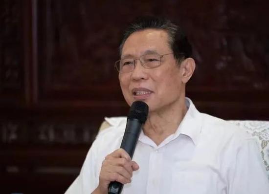 钟南山研判广东疫情形势:广州已得到有效控制,深圳需警惕扩散风险