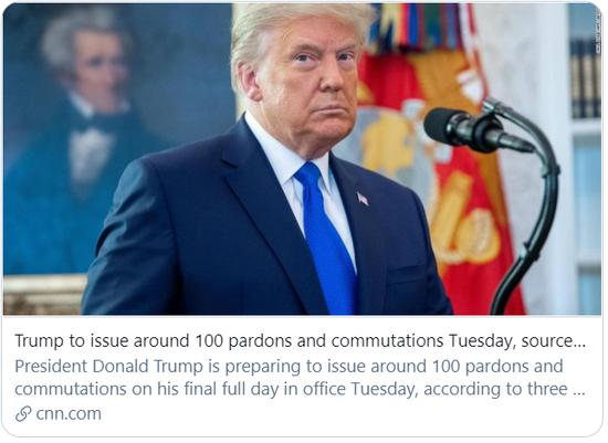 """白宫生活进入倒计时,特朗普还想""""搞事情""""?"""