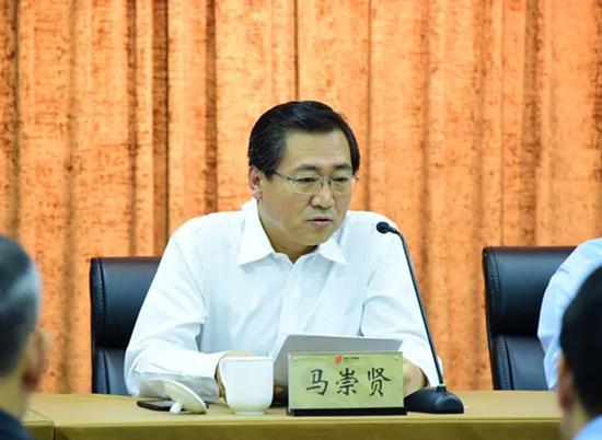 马崇贤任中航集团总经理