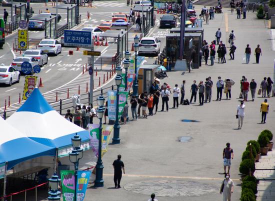 韩国将首都圈防疫等级升至最高