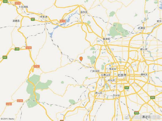 搬迁 公司价格北京门头沟区发生3.6级地震 网友:海淀昌平有震感