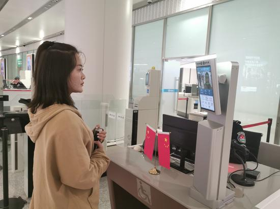 无需出示身份证!大兴机场试点全流程刷脸图片