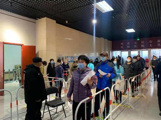 北京昌平区22个镇街31个疫苗接种点今起全面开放图片