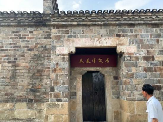 """""""中国第一将军县""""的""""红色密码"""""""