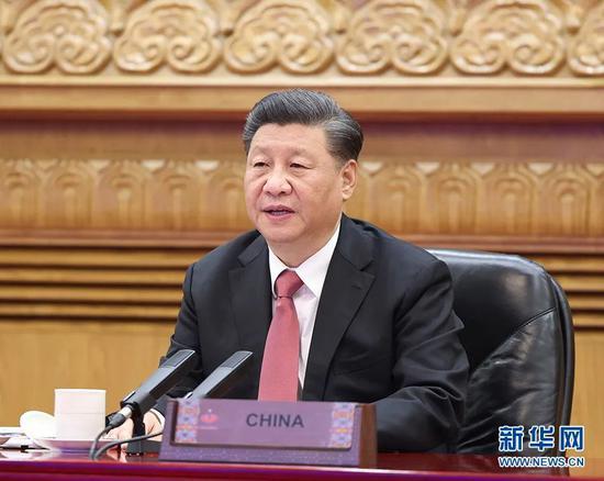 """""""四个比喻"""" 习近平阐述亚太合作中国方案图片"""