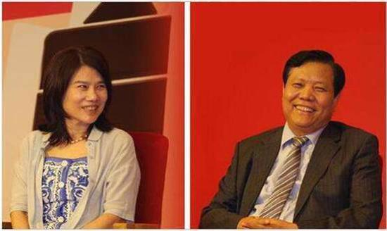 (左:董明珠右:珠海银隆董事长魏银仓)