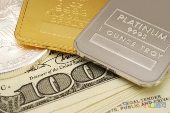 一张图告诉你:黄金竟能预测美股走势!