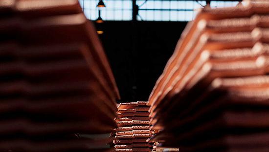 必和必拓称下半年公司铜产量将大幅反弹