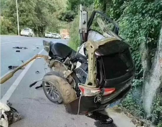 别瞎猜了 郴州传祺GS4事故警方最终鉴定结果出来了
