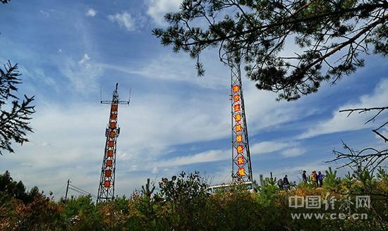 资料图片:塞罕坝三代人用55年创造绿色奇迹。(图片来源:视觉中国)