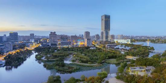 """上海嘉定新城""""十四五""""规划建设行动方案出炉!亮点逐个数图片"""