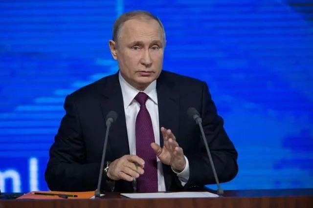 普京拍板,俄罗斯硬刚美国