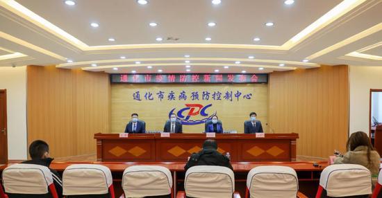 1月16日0时-10时,吉林通化新增49名无症状感染者图片