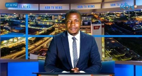 正直播新闻,电视主播突然控诉自家电视台