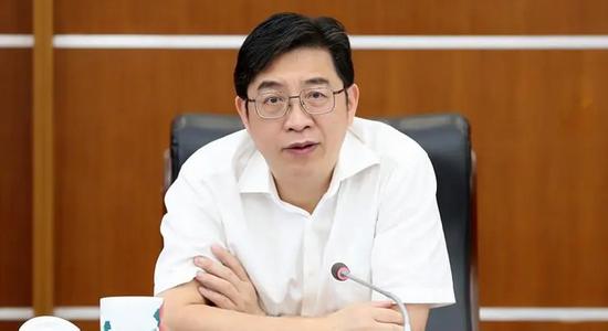 邓群策任湖南省政府秘书长图片
