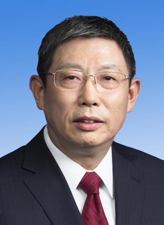 上海市原市长杨雄同志逝世图片