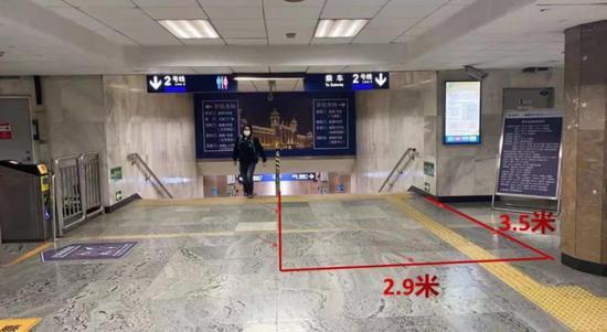 北京地铁北京站将加装自动扶梯:方便携带大件行李乘客出行