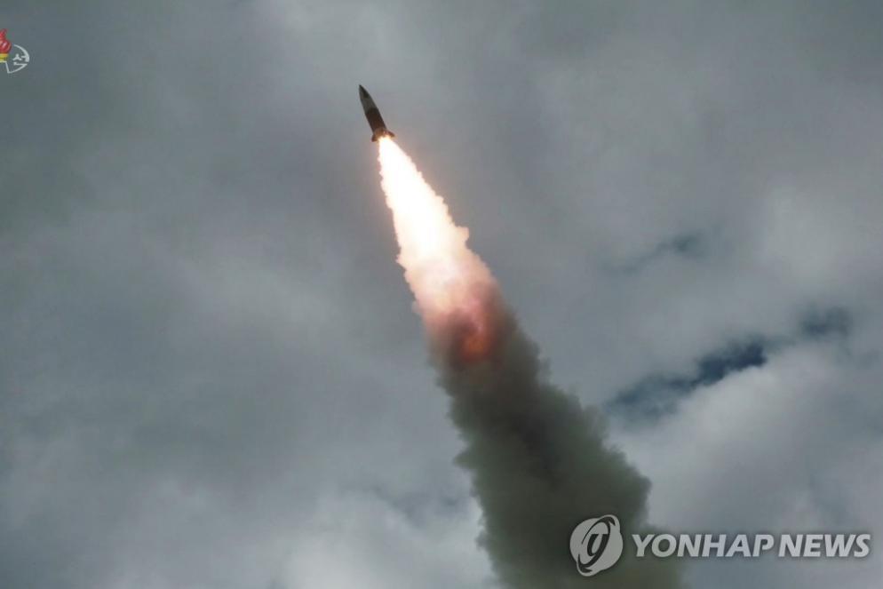 朝鲜11个多月后再次发射导弹,有一个细节值得注意
