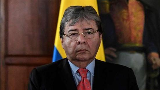 哥伦比亚国防部长感染新冠 该国已有12名高官确诊