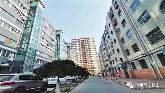西宁城北区19个老旧小区上改造名单,有你家吗?
