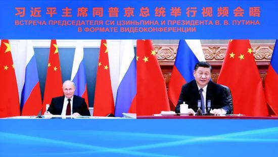 《中俄睦邻友好合作条约》延期 美国又酸了