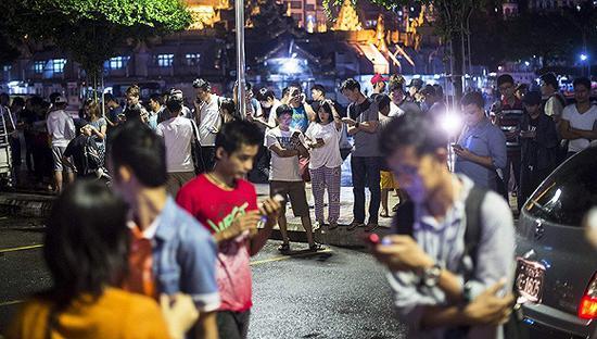 东南亚电商市场风起云涌 阿里和亚马逊谁能笑到最后