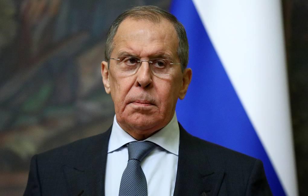 俄媒:俄罗斯外长称自己曾感染新冠病毒 体内有抗体