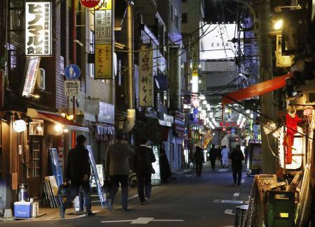 日本首次日增确诊超五千例 首都圈将重启紧急状态