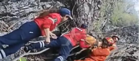 一驴友从山西境内掉入河南境内,已确认身亡!