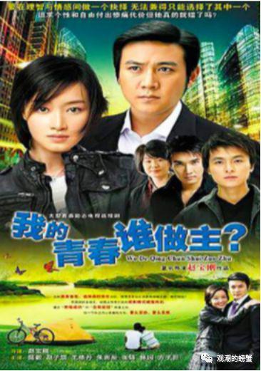 2010年优秀电视剧奖:《我的青春谁做主》